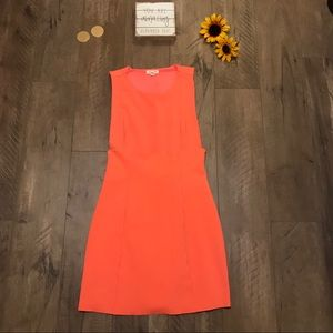Silence and Noise coral dress! Size Medium